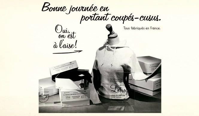 BEAMS|フランスのカット&ソーブランド「ルトロワ」バリエーション豊富に揃う1カ月