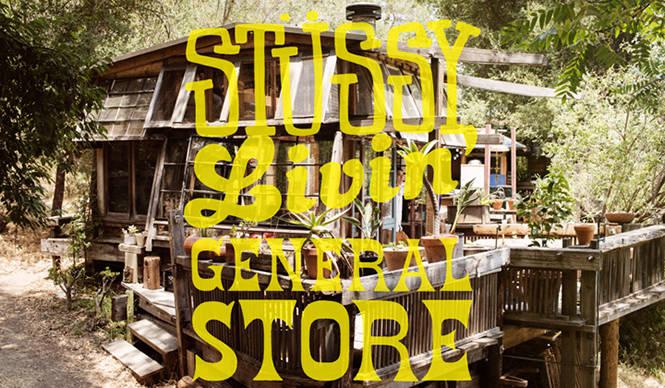 STUSSY Livin' GENERAL STORE|日常の風景を彩るプロダクトたち