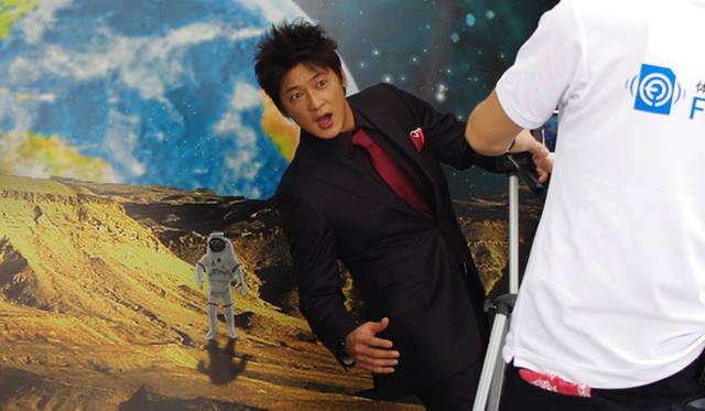 TOSHIBA|「東芝FlashAir™×トリックアート」イベントレポート