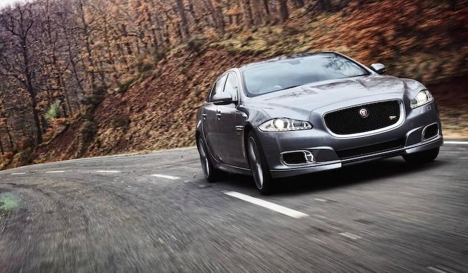 ジャガー最速のサルーン「XJR」が国内受注開始|Jaguar