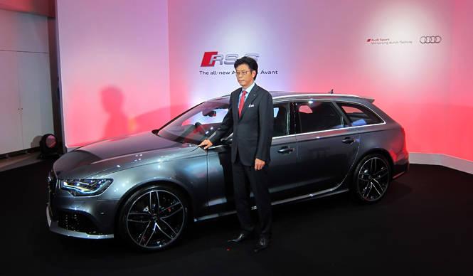 アウディRSモデル、Sモデル一挙4車種が国内デビュー|Audi