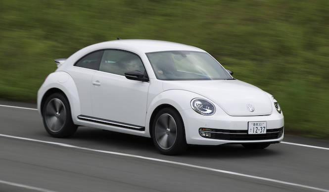 ザ ビートル ターボ販売開始|Volkswagen