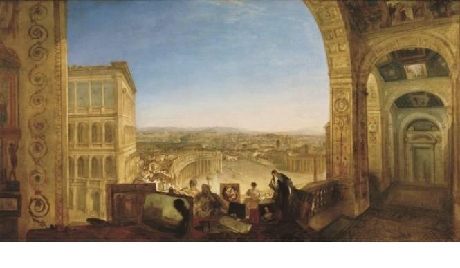 ART|英国最高の巨匠、待望の大回顧展『ターナー展』