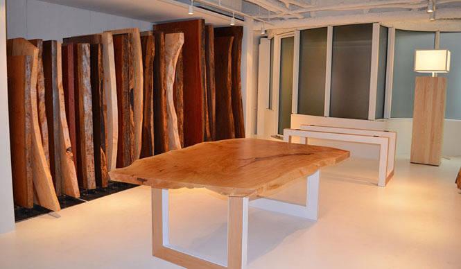 SEKI 無垢一枚板のテーブル専門ギャラリー
