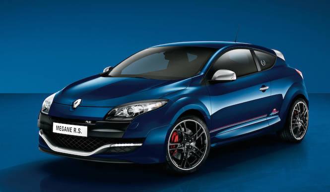 メガーヌRSレッドブルレーシングバージョン国内発売|Renault