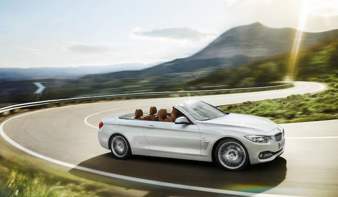 4シリーズクーペをベースにしたカブリオレが登場|BMW