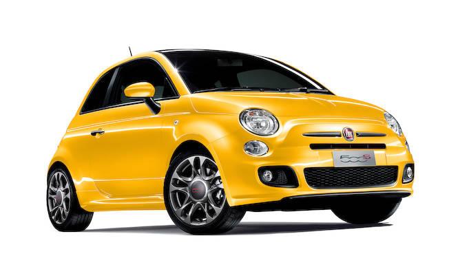 フィアット500に2台の限定車|Fiat