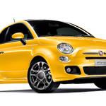フィアット500に2台の限定車 Fiat