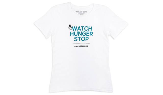 MICHAEL KORS|10月16日(水) 「世界食糧デー」に特別Tシャツ配布