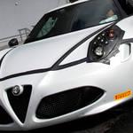 アルファロメオ「4C」がニュルに挑戦|Alfa Romeo