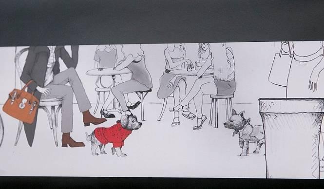 RALPH LAUREN|動物愛護について考えるチャリティ「The Dog Walk」