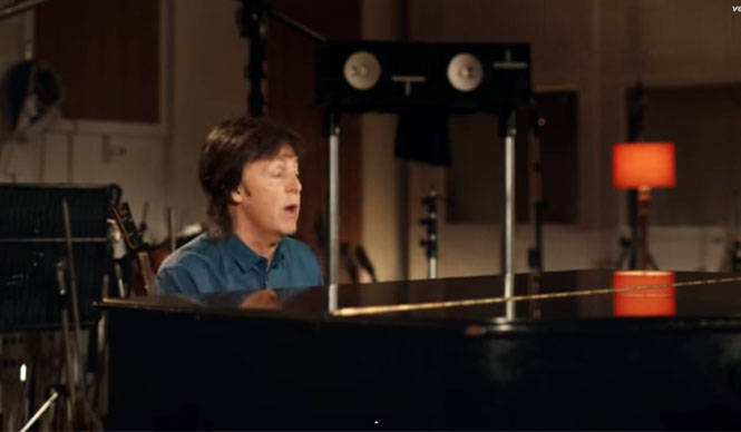 NEWS|ケイト・モスらが出演するP・マッカートニーの新曲PVを公開!