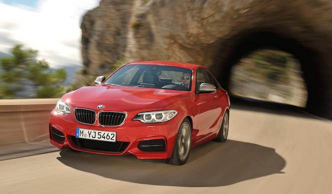 1シリーズクーペがあらたに2シリーズとなって登場|BMW