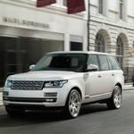 レンジローバーにロングモデルと最上位モデルを追加|Range Rover