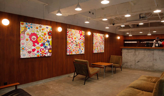 EAT|村上隆氏プロデュースのカフェがオープン