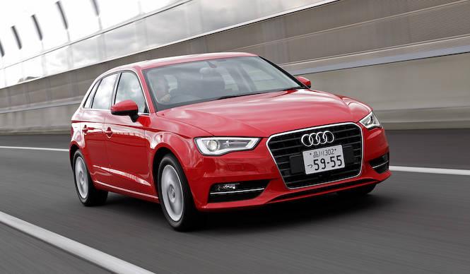 国内導入されたアウディA3スポーツバックに試乗|Audi
