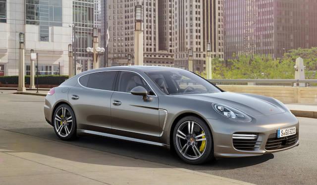 東京モーターショーでパナメーラをワールドプレミア|Porsche