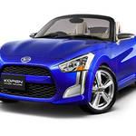 東京モーターショーでコペンのコンセプトモデルを初披露|DAIHATSU