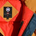 Levi's®  × CANADA GOOSE®|世界限定300着のコラボコレクション