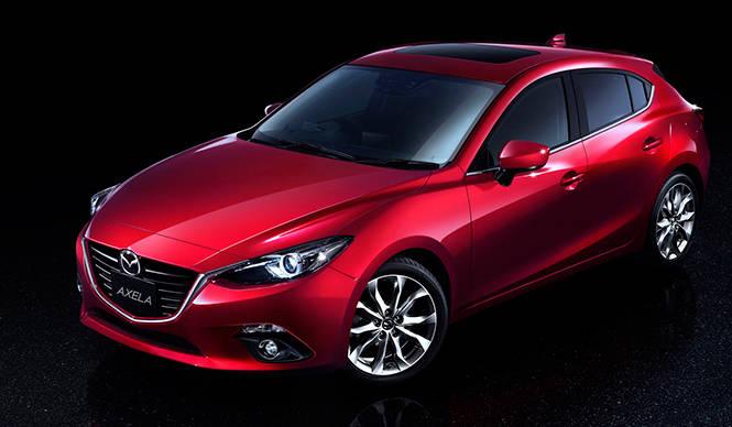 東京モーターショーで新型アクセラが登場|Mazda