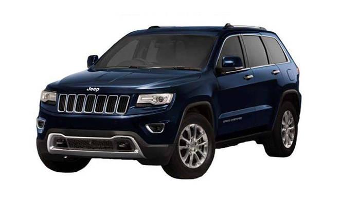 グランドチェロキー全モデルに8段ATを搭載|Jeep