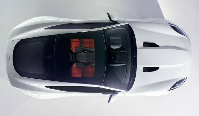 ジャガー「Fタイプクーペ」を予告|Jaguar