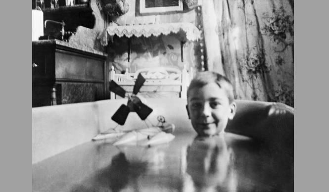 ART|『植田正治とジャック・アンリ・ラルティーグ-写真であそぶ-』