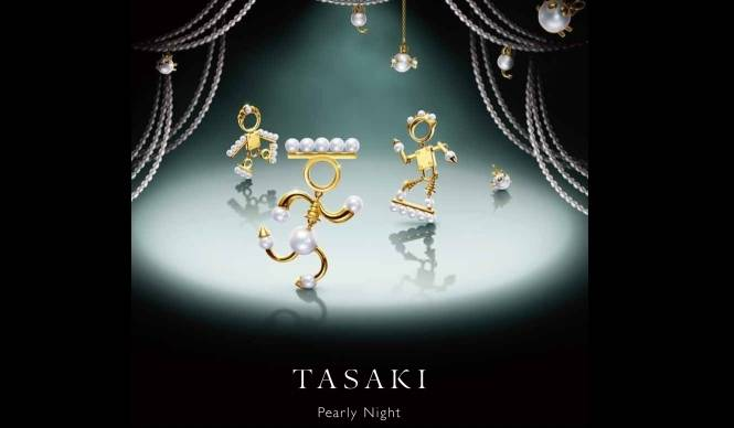 TASAKI|クリスマスを盛り上げるパーリー ナイトフェア開催