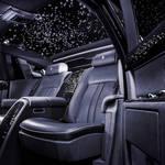 ダイヤをちりばめた豪華絢爛なファントム|Rolls-Royce