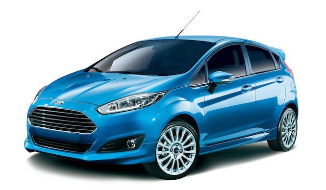 新型フォード「フィエスタ」を2014年に日本導入|Ford