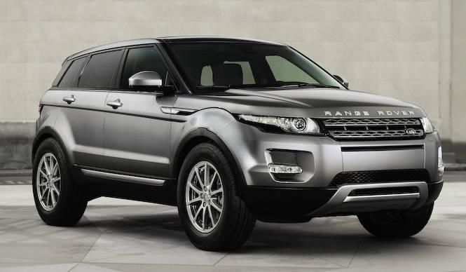 レンジローバー イヴォーク 2014年モデル発表|Range Rover