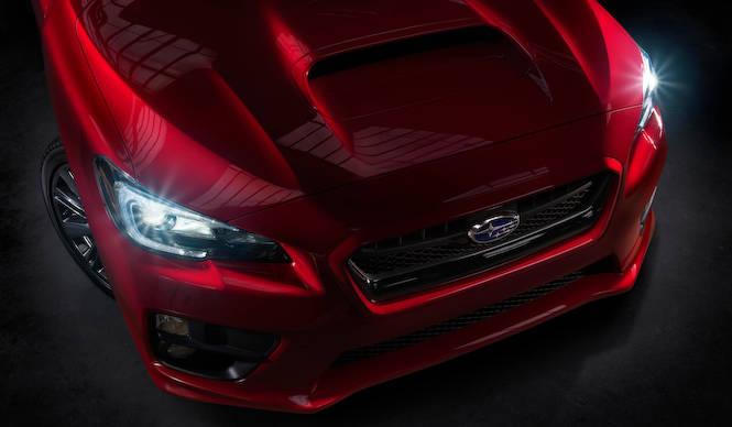 新型「WRX」をロサンゼルスで公開|Subaru