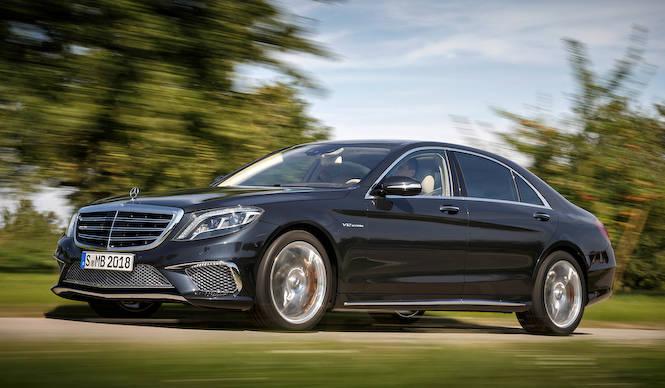 Sクラスのフラッグシップ「S 65 AMG」が登場|Mercedes-Benz