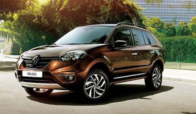 最新のルノー顔になった「コレオス」国内導入|Renault