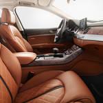 ポルトローナ・フラウのレザーを使った特別なA8|Audi