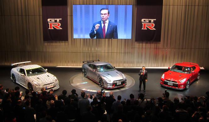 GTに近づく2014年モデルと、レーシーなGT-R NISMO|Nissan