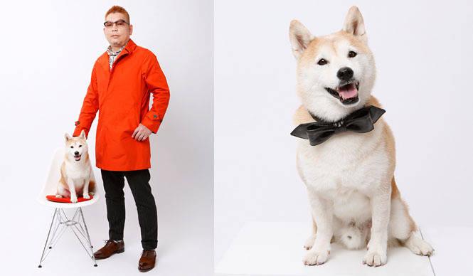 NEWS|愛犬と記念撮影できる「With Dog フォトプラン」