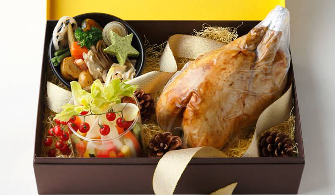 EAT|クリスマス限定のパーティセット「ア・ラ・メゾン」が登場