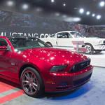 新型マスタング発表のカウントダウンイベント開催|Ford