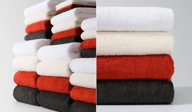 Tanaka Industries Inc|感触抜群のタオルに新色登場