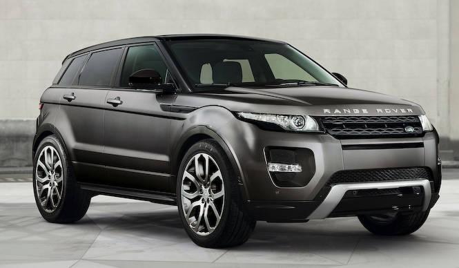 レンジローバー イヴォークに特別装備モデル 登場|Range Rover