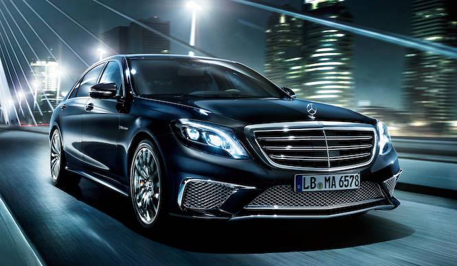 非のうち所がないスーパーサルーン「S65AMG」発表|Mercedes-Benz