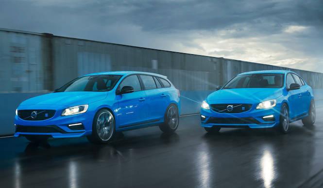 S60、V60に350馬力のポールスター|Volvo