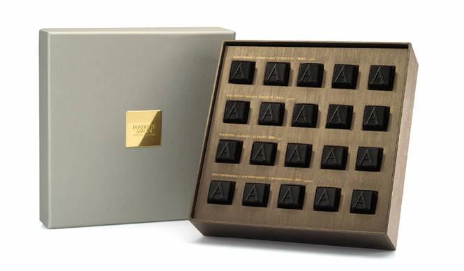 EAT|「ジョルジオ・アルマーニが好きなダークチョコレート」を販売