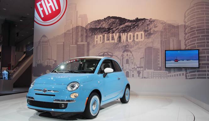 伝説のアイコンが復活|Fiat