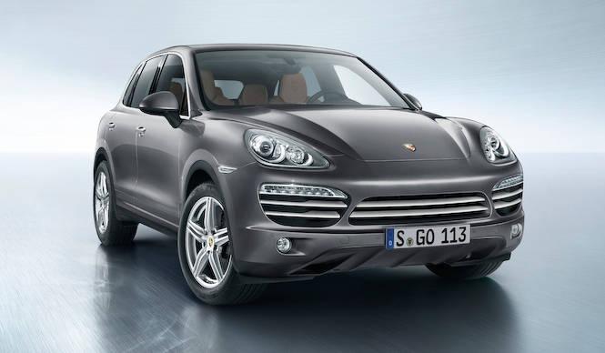 エレガントなカイエンの特別仕様車|Porsche