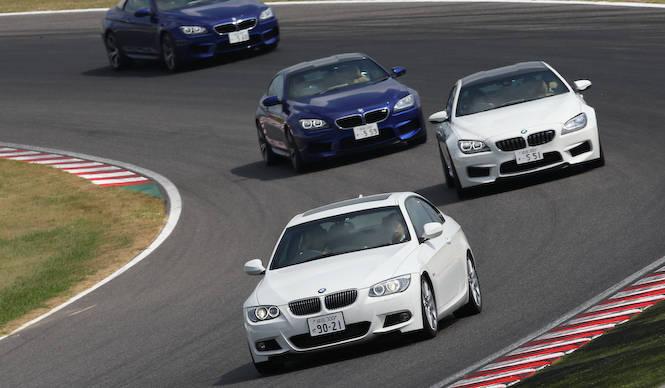 贅沢なイベント「BMW Mエクスペリエンス」を体験 BMW