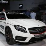新型SUV「GLA クラス」にもAMGモデルが誕生|Mercedes-Benz