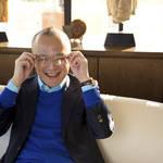 BVLGARI EYEWEAR 山田五郎氏が語る「眼鏡の品格」