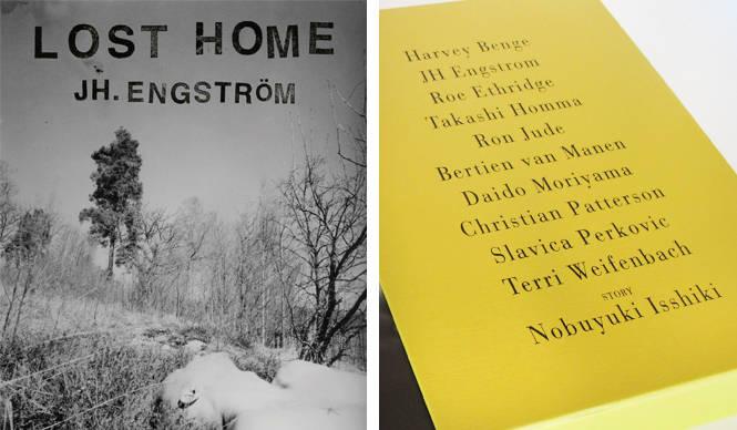 BOOK|森山大道やホンマタカシら著名写真家による競演『LOST HOME』